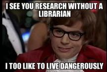 Making fun of books / Funnies about books, libraries and reading in general.                                              (NB: External links on this page do not lead to the Porirua Library website - pinthusiast discretion advised)