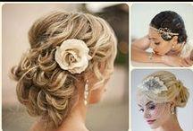 Wedding hair / Wedding hair trends 2016