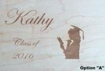 Laser Products / Personalized laser engraved items for sale from Wood N Mirror Gifts