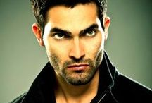 """The Berserkers - Trygg MacKenzie / Berserker - The Ways of Wyrd series by PJ Friel  Trygg MacKenzie is 6'3"""" and 230lbs, has black hair, forest green eyes & resembles Tyler Hoechlin.  His power is an enhanced olfactory system aka super sniffer. He's a tracker. Once he's caught a scent, he never forgets it. The bastard son of a powerful Jotun & a runemaster, Trygg has a painful past which left him damaged and feeling like a monster.   Bryn Ullman thinks she can heal him."""