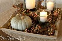 Fall Decorating Ideas / Fall Decorating Ideas