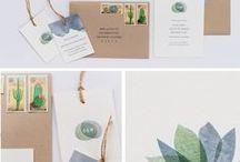 inspiration - wedding invitation