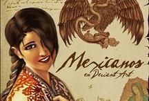 Mexico (+ Mexican Ceramics!) / by Mary Johnston