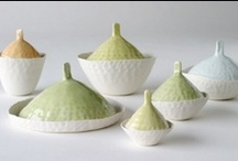 Ceramic Tableware / by Mary Johnston