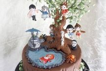 Cakes & Cookies / Fun baked designs / by Aimee Leslie
