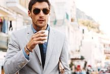 Men's GQ Style / Men's fashion is handsome, tailored, and classic. Whether you are looking for styles for your next night out or a hot date, we have some of the best fashion for men. Use this as inspiration for the next big event!