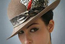 şapkalar- saç aksesuarları / by tülay akbaş