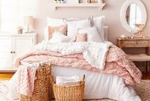 Beautiful Bedrooms / A collection of our favourite decorating ideas for designing your dream bedroom. From luxurious beds and perfect accent pieces to colour tips and storage solutions, let your home decorating ideas start here.