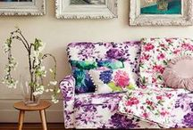 Prints and Patterns / Mixing prints and patterns can add visual drama to your home and help create a space that reflects your personality. Discover great HomeSense finds and get tips on how to mix and match these looks from modern living rooms to classic bedrooms.