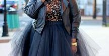 Plus size outfits / Plus size style to be inspired by!