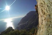 Climbing Italy