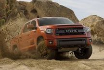 2015  TRD Tundra / Toyota Tacoma TRD Pro Series Get your new Tundra at http://toyotaofhollywood.com