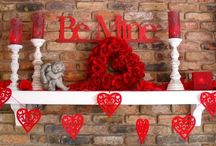 Valentine Decor / by Tina Bateman