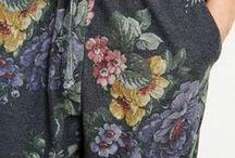 №1 fabrics and patterns