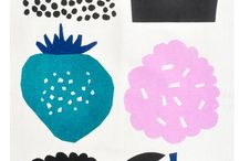 Cut and paste / Matisse and cut and paste inspired prints and patterns