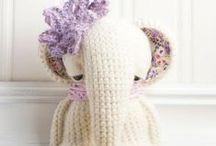 Amigurumi / Crochet toys, sofites, etc