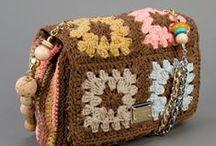 Accessories / Crochet bags, jewelry, etc