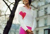 Vintage Knitting 2 / винтажное вязание / by Helena