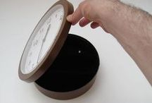 Cool Original Clock Ideas / Why have a boring ordinary clock when you can have something fun exciting and differnt?