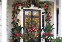 Christmas decorating ideas / All things Christmas!