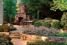 Southern Porches / Front yards or back yards, we have the perfect weather for being out doors! Looking for a home with a great outdoor space? Call the team at Carol Pyfrom Realty. We can help. www.carolpyfrom.com