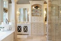 Beautiful baths / Thinking of renovating your bathrooms? Here are some ideas to design with.