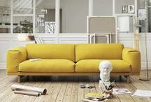 // Home Inspiration / House. Home. Room. Space. Work Space. Decor. Design. Trend. Scandinavian Style. Minimalist. Chic.