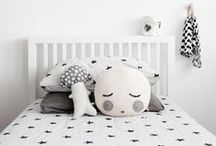 // Little People / Kids. Children. Ideas. Inspiration. Modern. Cute. Bedroom Decor. Design.