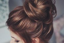 HAIR UPDO'S SMART & CASUAL / Fab Updo's for everyone!