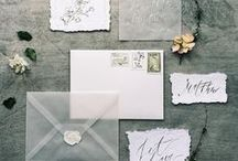 Wedding Stationery Ideas Inspiration | Wedding Invitation Wording / Wedding invitations play an important role in your wedding day: personalised stationery will set the tone and feel of your special occasion. Stunning range of wedding invitations. Buy handmade or make your own wedding stationery. Make a statement to your future guests by sending one of these beautiful and unique wedding invitations.