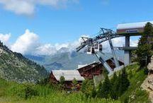 Photos de Babette : un été autour des ARCS / la montagne en été sur le domaine de paradiski