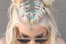 BOHOCHIC HAIR & FASHION / Everything Boho! hair, makeup, fashion and jewellery
