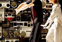 Hip Hop and Break Dancing Culture  and Fitness Outfits. / Hip Hop Dancing styles and Fitness .