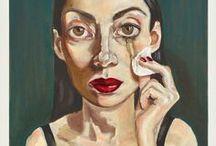 Me, Myself & I / Artist's self-portraits