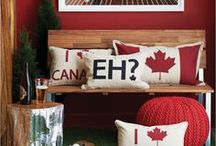 Canada Day / Celebrate Canada's birthday in style with some tasty treats and endless red and white decor, eh! Fun ideas for the whole family to celebrate their Canadian pride.