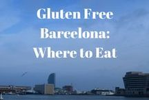 Gluten free Barcelona / What and where to eat gluten and dairy free in Barcelona