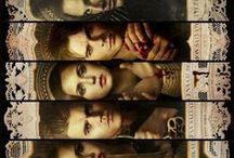 The Vampire Diaries / American supernatural drama television series