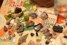 Gemstone, Crystal and Rock and Mineral Healing 101