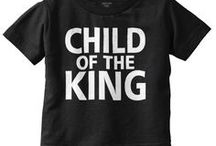 Christian Baby™ Infant & Toddler Tees