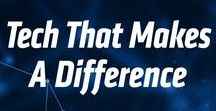 Tech That Makes a Difference / The latest news and tips in need-to-know technology that'll make a difference in your business.