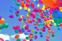 balloons / by Gabriella Rama
