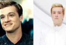 Peeta Mellark / The boy with the bread. / by Hunger Games