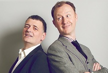 MOFFAT! (And Gatiss)