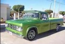 camionetas dodge / camionetas antiguas de los años 50 y 60