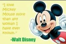 Disney / It was all started by a mouse.