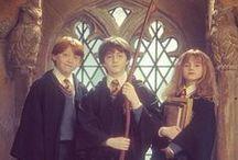 Harry Potter / by Monica Toler
