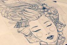 Flash Tattoo / by Marcio Lima