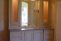 Beautiful Bathroom Design Ideas / Connecticut Bathroom Remodeling by Litchfield Builders.