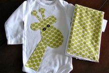 Baby Sewing / by Debbie How