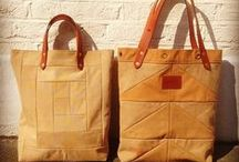 Bags - Homemade / by Debbie How
